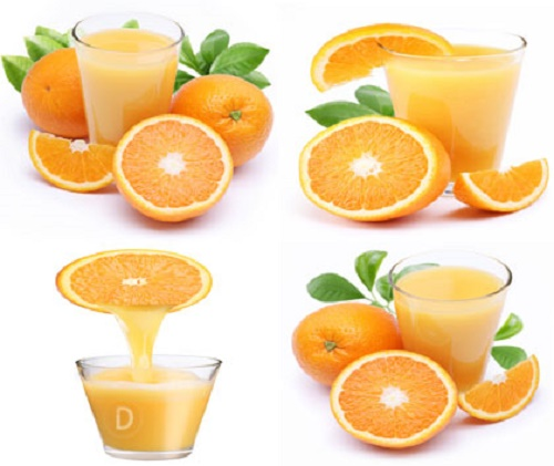 Stock Photo - Orange Juice