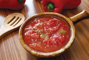 Canning salsa is a great way to keep summer in the cupboard year-round.