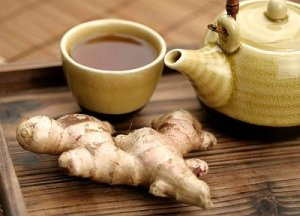 Ginger-Tea-Chinese
